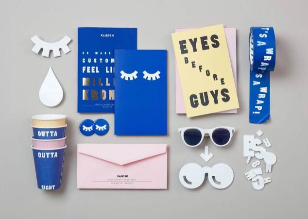 眼镜店企业vi设计需要怎样去做