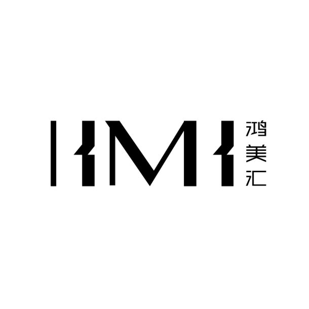 鸿美汇服饰logo设计