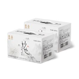 妙也礦泉水包裝盒設計