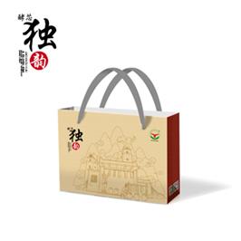 四川羌山農牧包裝設計