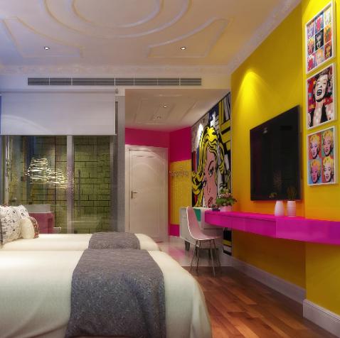 蘭亭美舍酒店空間設計