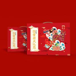 衢香樓食品包裝設計