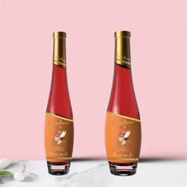 每朵糯米酒瓶型包裝設計
