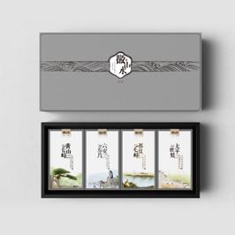 徽小生茶葉包裝設計