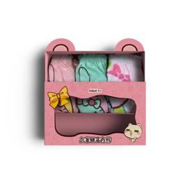 兒童內褲包裝盒設計