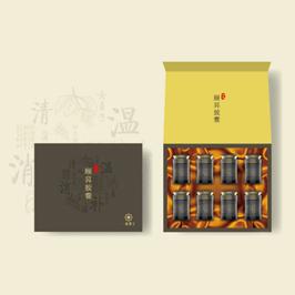 頤昇膠囊禮盒包裝設計