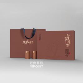 蒲莲老鹰茶包装设计