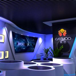 惠通科技智慧展廳設計
