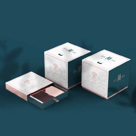 NVNV輕塑內衣品牌包裝設計