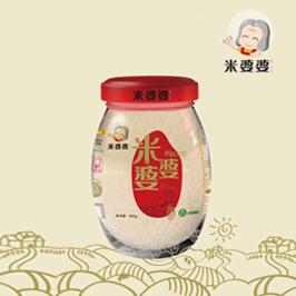 米婆婆米酒包装设计