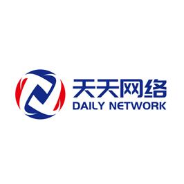 河北天天網絡科技公司LOGO設計