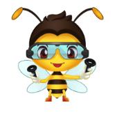 江西樂安蜜蜂IP形象設計