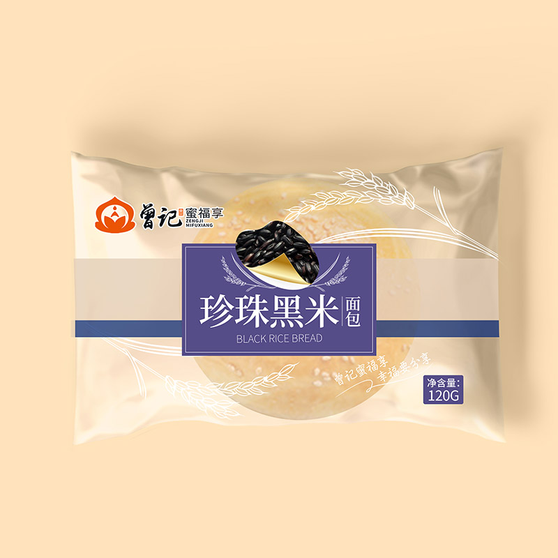 浙江金麥粒食品包裝袋設計