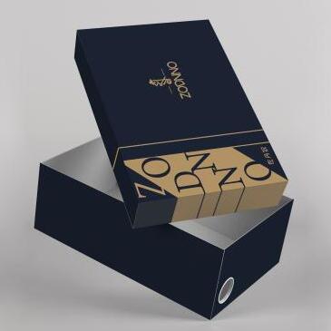 佐丹奴鞋盒包裝設計