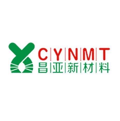 昌亚材料科技公司logo设计