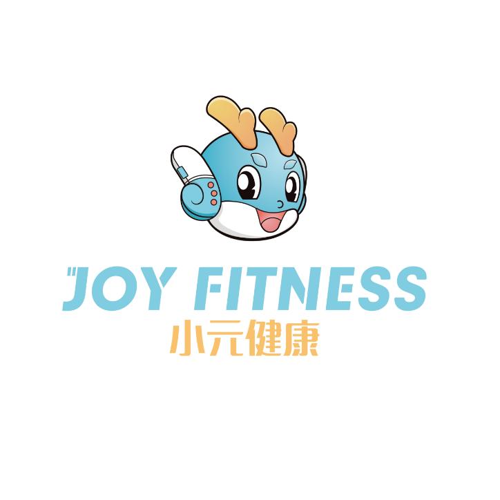 小元健康卡通logo设计