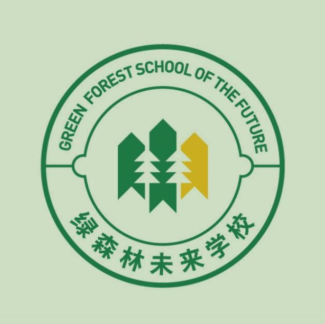 中国娃小学logo设计