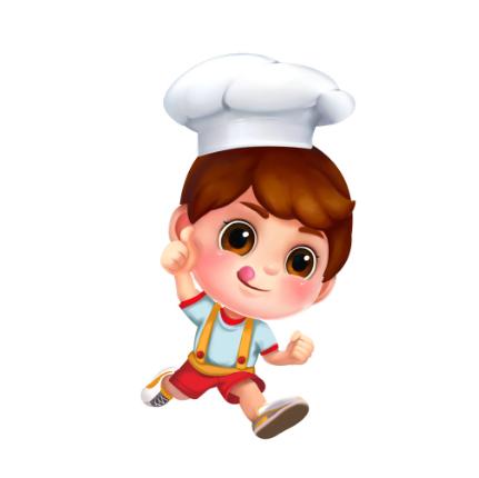 福建湯霸王食品IP形象設計