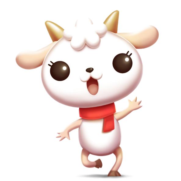 咩咩羊IP形象設計