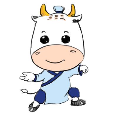牛形象設計