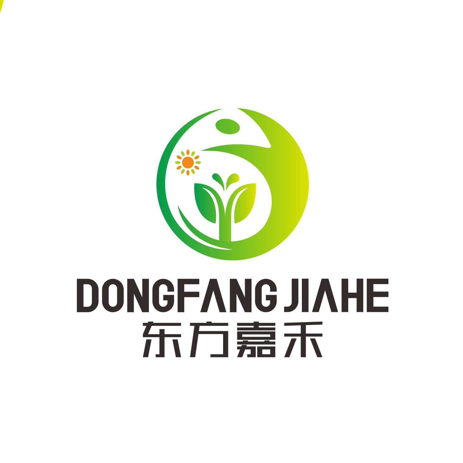東方嘉禾教育logo設計