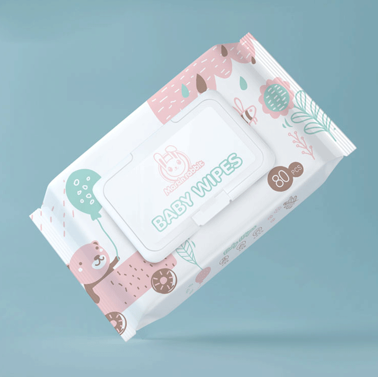 馬丁兔母嬰包裝設計