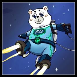 小熊星IP形象设计