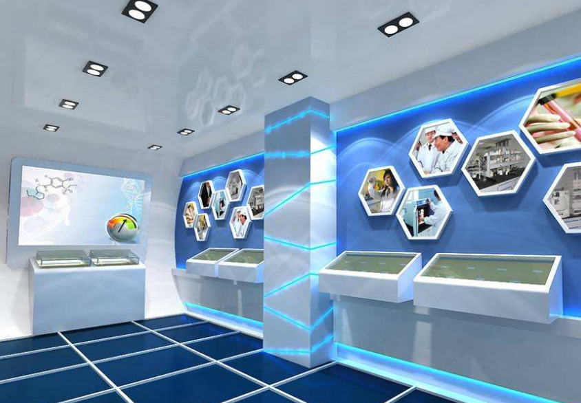 工业数字展厅设计的三个基本要素