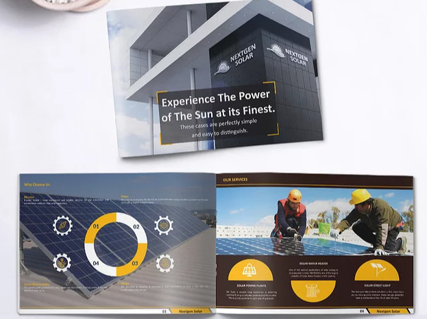 企业画册需要设计的板块有哪些