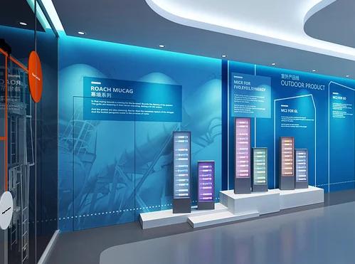 数字展厅设计的常见应用领域