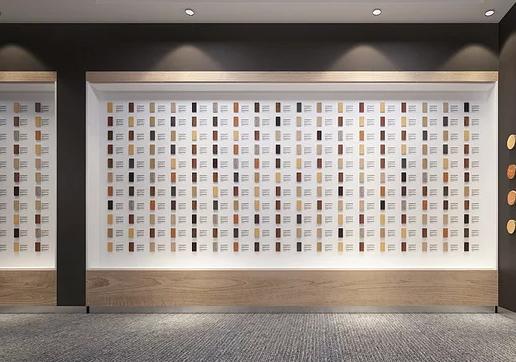 企業展廳設計的色彩和照明應用