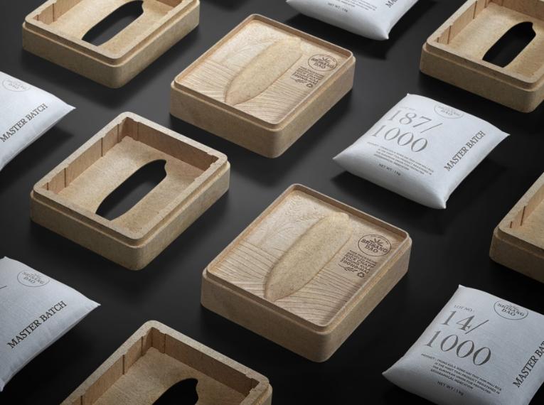 大米包裝設計圖片合集