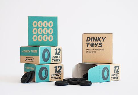 玩具包裝盒的造型設計