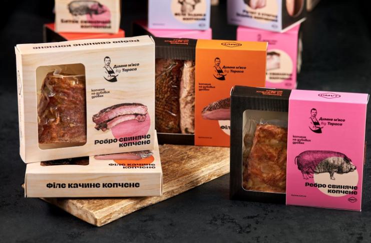 臘肉包裝袋設計技巧分享