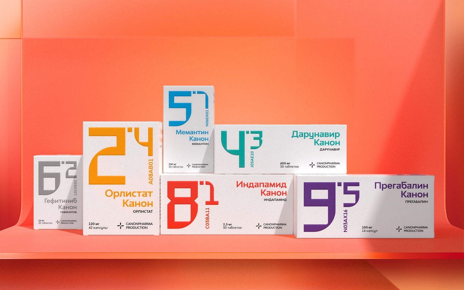 藝點藥品包裝設計案例分享