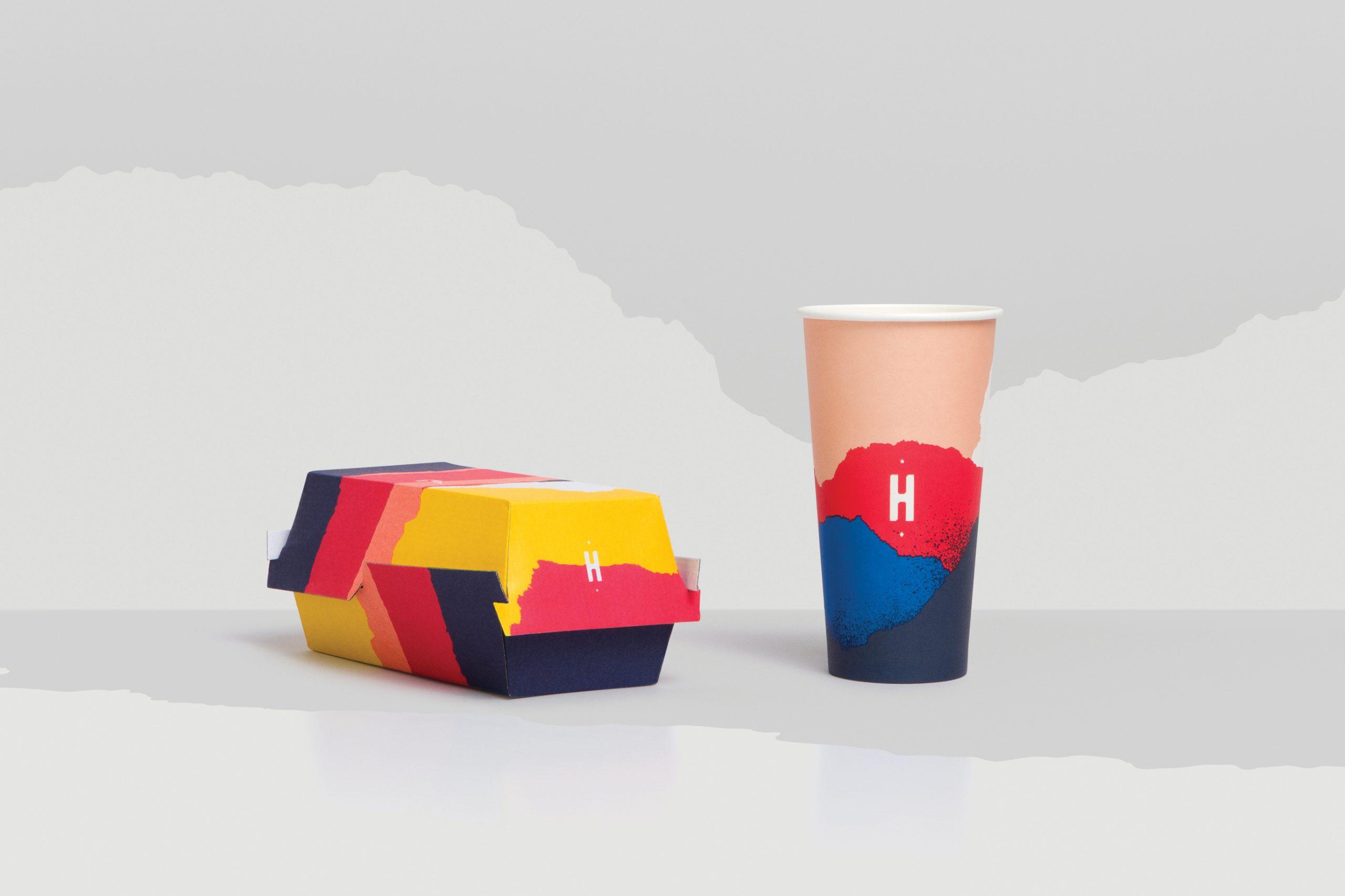 酒店外賣包裝設計案例分享