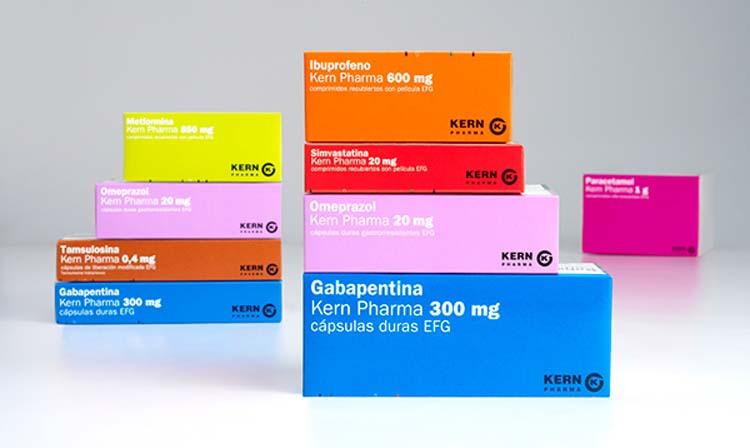 20款藥品包裝設計案例賞析