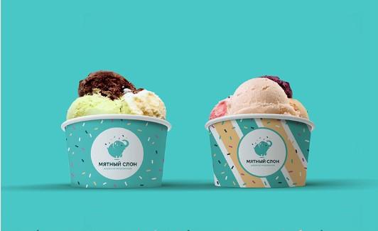 20款冰淇淋包装设计案例赏析