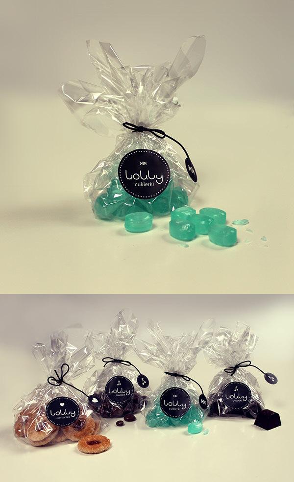 20款糖果包装设计案例分享