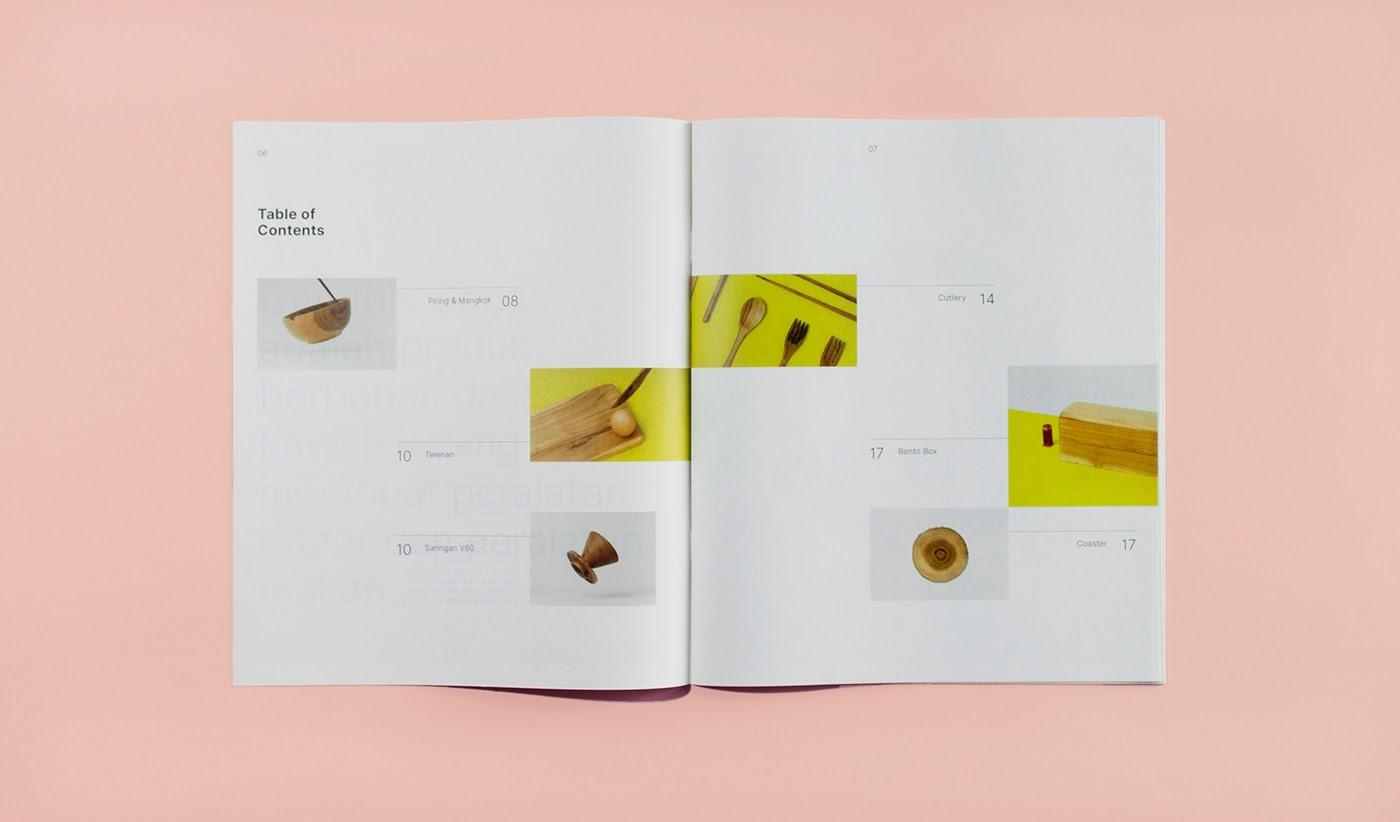 企业画册设计中常见的行业特点