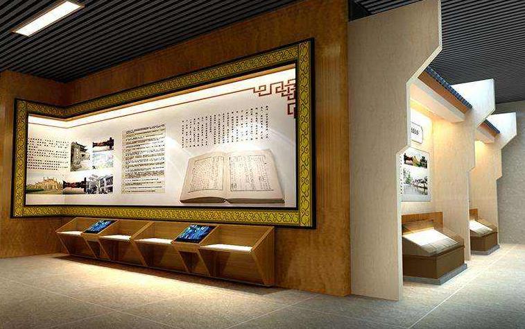 成都博物館數字展廳設計的優勢
