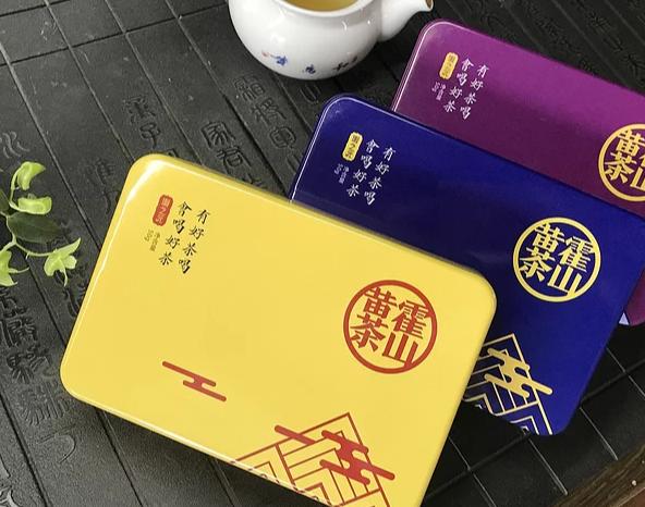 茶叶礼盒包装设计如何进行色彩搭配