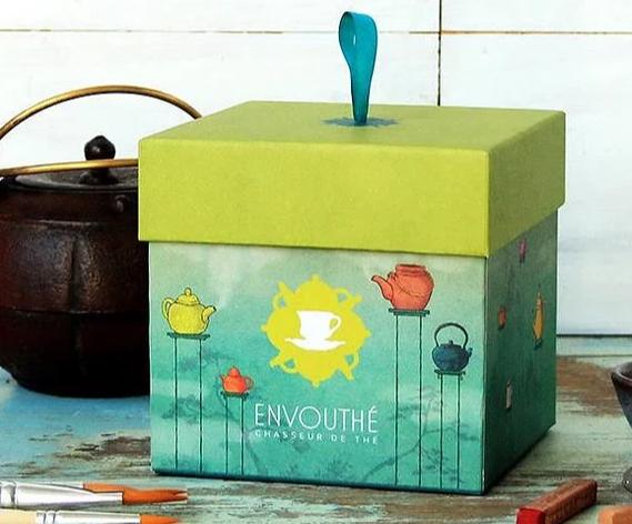 茶叶礼盒包装设计的常见盒型有什么