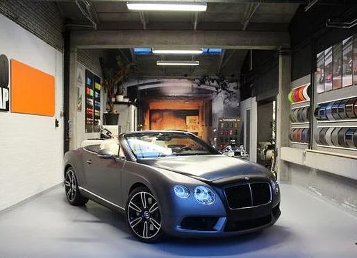 汽車展廳設計的燈光運用