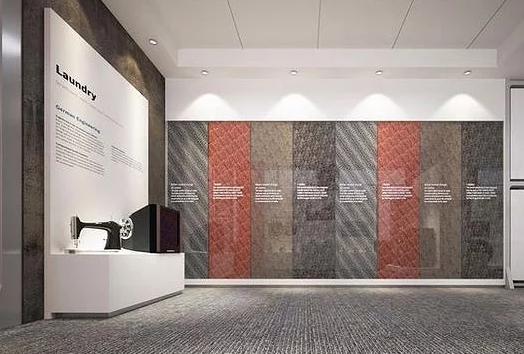 企业展厅设计的色彩和照明应用