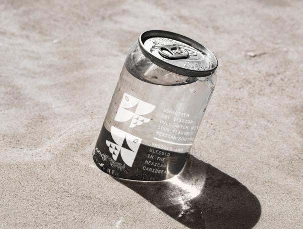 饮用水包装设计作品欣赏
