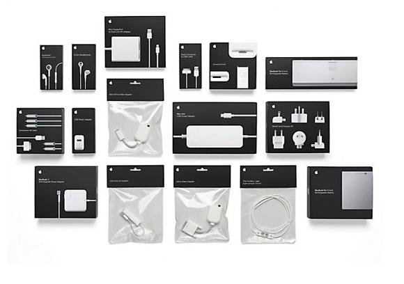 電子產品包裝設計作品欣賞