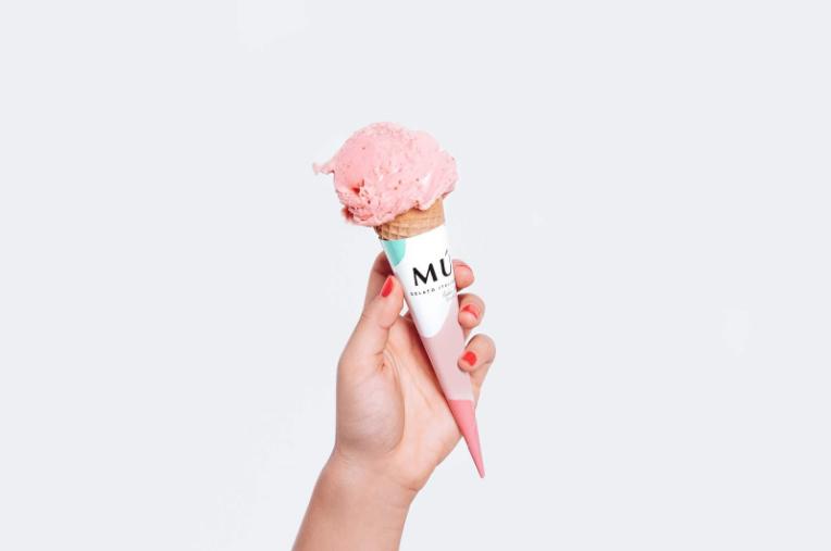 冰淇淋包裝設計作品欣賞