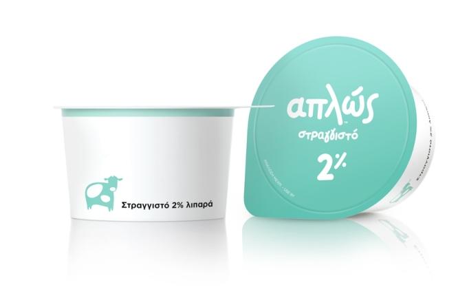 國外酸奶包裝設計作品欣賞