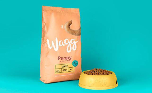 狗糧包裝設計作品欣賞